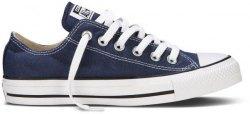 Παπουτσι Converse All Star Chuck Taylor Ox Navy