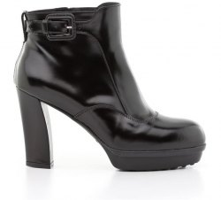 Tod's Δέρμα Τελατίνι Ankle Boots