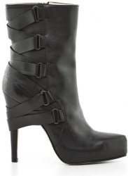 Ankle Boots Boutique 9 By NineWest Δέρμα Τελατίνι