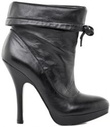 Boutique 9 By NineWest Δέρμα Τελατίνι Ankle Boots