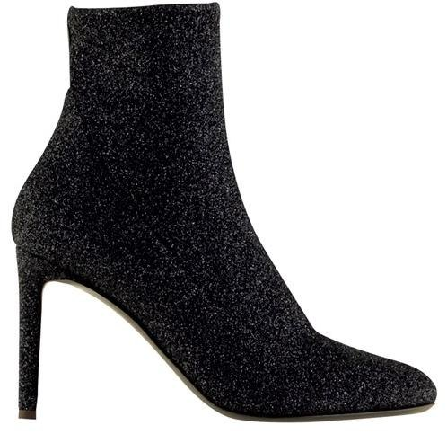 Ankle Boots Giuseppe Zanotti Ύφασμα Ελαστικό και Glitter