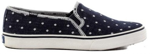Slip On shoes Keds Ύφασμα Jean