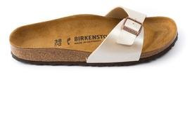 BIRKENSTOCK Σανδάλι BS CLASSIC MADRID 0940153 0940151 GRACEFUL PEARL WHITE BKSH9401530035430 118
