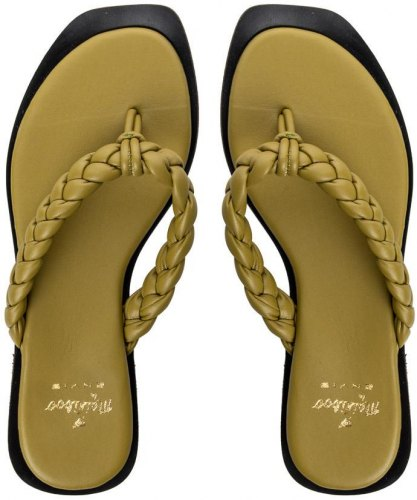 STRANDAL DIFF SANDALS DIFF SS21 NEW SS 2021 ΓΥΝΑΙΚΕΙΑ με πλεξούδες Casual MAIRIBOO envie shoes