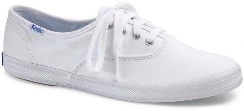 KEDS CHAMPION CORE CANVAS ΓΥΝΑΙΚΕΙΑ ΛΕΥΚΑ SNEAKERS