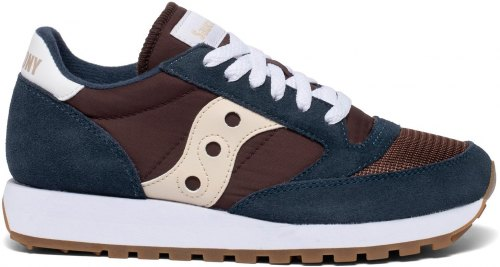 SAUCONY ORIGINALS JAZZ ORIGINAL VINTAGE SNEAKERS ΓΥΝΑΙΚΕΙΑ ΜΠΛΕ