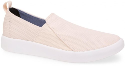 KEDS STUDIO LIV DIAMOND MESH ΓΥΝΑΙΚΕΙΑ ΡΟΖ SLIP ONS