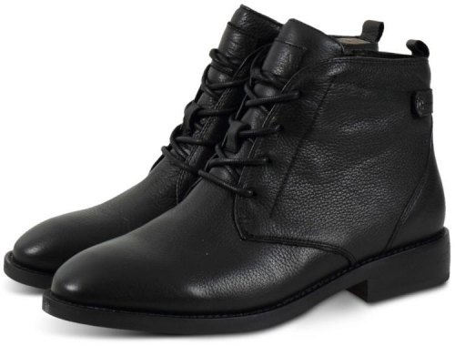 Carmela Leather Ankle Boots 67623