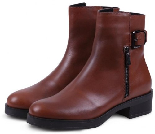 LeonArch Women's Ankle Boot 2362 Κονιάκ