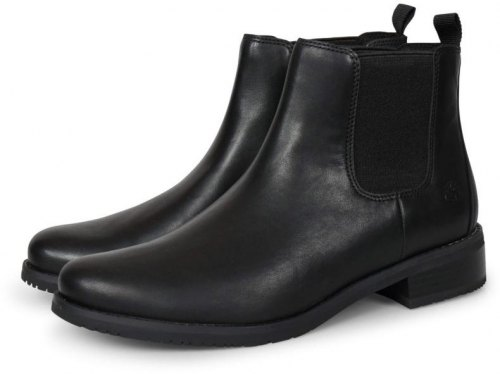 Timberland Mont Chevvalier Chelsea Boots Black