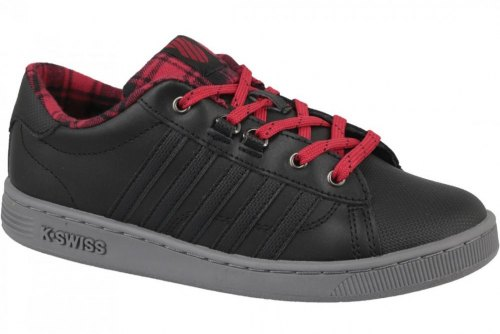 K Swiss Hoke Plaid Jr 85111 050 shoes