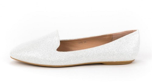 Loafers με glitter 5259