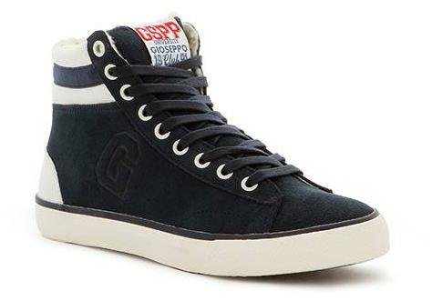 Gioseppo Δερμάτινα Suede Sneakers Insolence