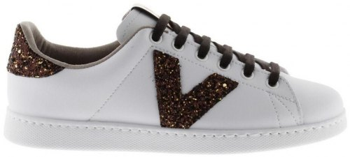 Piel Vegana Leather Trainers